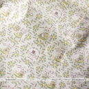 Neko Cafe -yellow/green (CO112538 A)