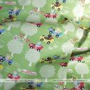 Cat's Racing Club -moss green (CO112507 B)