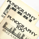 Title/ Punography 2冊セット Author/ Bruce A.Mcmillan