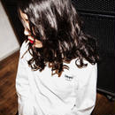 Long Sleeve: C.R.A.C. Crew Shirt (white)