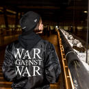 WAR AGAINST WAR Stadium Jacket