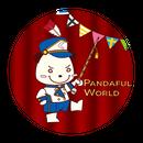 缶バッジ(Pandaful World Vol.4)