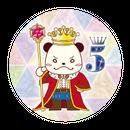 缶バッジ(Pandaful World Vol.5)
