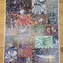 "neim exhibition ""かさねかさねて2014"" ポスター"