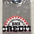 """CREDIT"" HI-PERFORMANCE BMX・Gray"