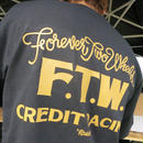 "F.T.W. ""Forever Two Wheels"" 10th 記念モデル"