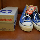 ‐DEADSTOCK 80's CONVERSE ALL STAR [BT.BLUE]‐ size US10