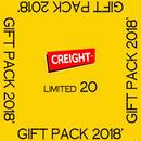 """【20セット限定販売】CREIGHT """"GIFTPACK2018"""""""