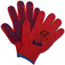 "CREIGHT ""DANIEL GLOVES"" / RED"