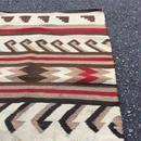 Vintage 40's Navajo Rug