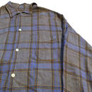 Vintage Cotton Check Shirts