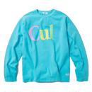 CULT CREWNECK (BLUE)【CC18SS-013】