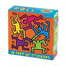 Keith Haring Sticker Roll【KH-009】