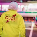 CRUSH COACH JACKET (YELLOW) 【CC17AW-019】
