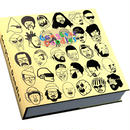 GANGSTER DOODLES BOOK 【CCGD17001】