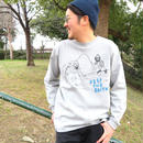 chi-bee×NEW CURRENT WORKS LONG T-Shirt