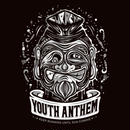 Youth Anthem×CURRENTコラボT(BLACK×WHITE)