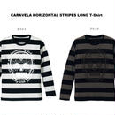 CARAVELEA HORIZONTAL STRIPES LONG T-Shirt