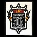 ZON Sticker