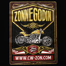 ZON オリジナルTシャツ/ZONNEGODIN