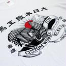 """ZON オリジナル Tシャツ 鶴富士 """"TSURU-FUJI"""""""