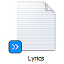 Lyrics - Cykick
