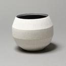 Flat bowl pot(sand scape)