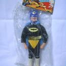 SPACE FLYMAN  Vintage BootlegToy  BATMAN パチ 黒服黄パンツver.