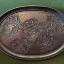 Orbit-shaped tray (L)