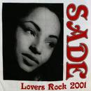 """VINTAGE """"SADE / LOVERS ROCK 2001"""" TOUR T-shirt"""