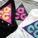 新品 タグ付き NIKE ACG T-shirts バックプリント BLACK/GRY/WHITE
