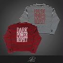 【DARK POWER RESPECT】 ~drop shoulder L/S~