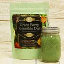 グリーンベリースムージーダイエット~160酵素MIX~≪トロピカルマンゴー味≫〈KL0058〉