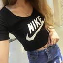 ナイキ半袖tシャツ 可愛い レディース愛用 ショートtシャツ