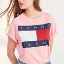 大人気トミー半袖Tシャツ トップス tommy 半袖 シャツ トミーヒルフィガー 男女兼用 インナー アウター 夏愛用