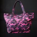DOMESPAIR Camouflage Tote Bag Pink