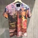 DAZZLE SUN SET Tシャツ