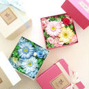 "LUXURY BOX  ""Jardin de fleurs"" ☆2color☆《大人のフラワーギフト》サプライズフラワーボックス"