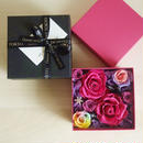 """LUXURY BOX """"Arc se cachait"""" (PINK) 虹を隠したフラワーボックス"""