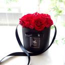 """LUXURY BOX """"FLOWER BAG ROUGE""""  ☆おしゃれで持ち運びに困らない☆花束の代わりに贈るフラワーバッグ"""