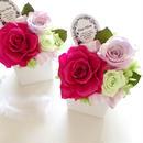 """Design Flower  """"etoile""""  バラの彩り《メッセージプレート付》母の日に贈るフラワーギフト"""
