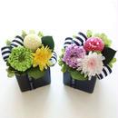 """Design Flower  """"SMILE"""" おしゃれなマムアレンジ☆スマイリー☆"""