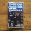(TAPE/used) BOOGIE DOWN PRODUCTIONS / Ghetto Music   <HIPHOP / RAP / used>