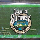 (MIXTAPE / used) MURO / Diggin Ice Summer   <MIX / soul>