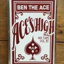 (MIXTAPE/used) BEN THE ACE / ace's high part.2  <HIPHOP/used/MIX>