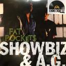 """(7"""") Showbiz & A.G Fat Pockets (Street Version) / Catchin' Wreck  <HIPHOP / RAP>"""