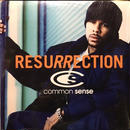 "(12""/ used) Common Sense / resurrection   <HIPHOP / RAP>"
