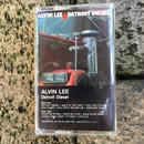 (TAPE) Alvin Lee ‎/  Detroit Diesel  < uk rock>