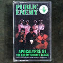 (TAPE)Public Enemy / Apocalypse 91... The Enemy Strikes Black   <HIPHOP / RAP>