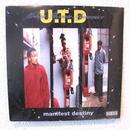 """(12"""") U.T.D / manifest destiny                     (HIPHOP/RAP/新品未開封)"""